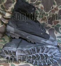 MACV-SOG ONE-ZERO's CIDG CISO Indigenous BATA canvas rubber sole BOOTS size 40