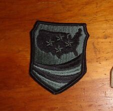 ARMY PATCH, JOINT FORCES COMMAND, ACU,  WITH hook tape