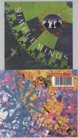 Simple Minds Street Fighting Years Cd Album MINDSCD 1 pressing 1989