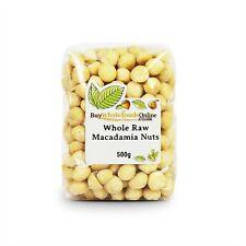 Ensemble Raw Noix de Macadamia 500 G   Acheter Whole Foods En Ligne   Gratuit UK...