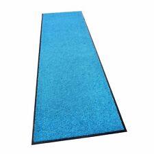 Schmutzfangmatte 60x180cm blau Fußmatte Türmatte Sauberlaufmatte Matte