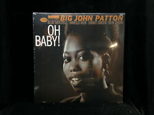 Big John Patton-Oh Baby!-Blue Note 4192-SEALED REISSUE