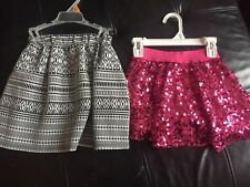 Girls Justice & Childrens Place Skirts Size 7-8