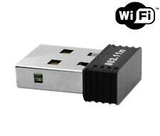 150 Mbit WiFi WLAN Mini Wireless Adapter USB 2.0 Stick Dongle IEEE 802.11b/g/n