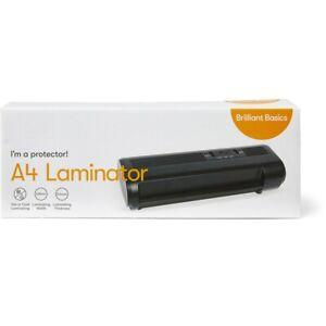 Brilliant Basics A4 Laminator