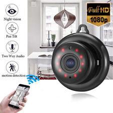 Cámara De Seguridad 1080P Mini Cámara Ip Wifi Inalámbrica HD Casa inteligente visión nocturna CZ