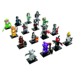NEW Lego 71010 Minifigures Series 14 Complete Set Of 16