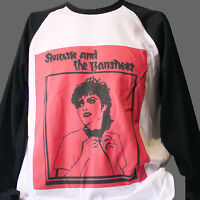 SIOUXSIE AND THE BANSHEES PUNK ROCK T-SHIRT long sleeve baseball S M L XL 2XL