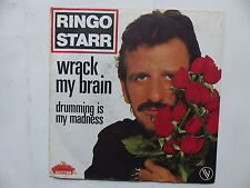 RINGO STARR Wrack my brain 101575