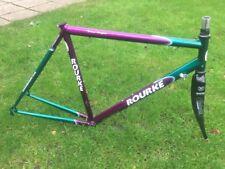 Rourke Road Frame 55cm Dedacciai Tubing Sintema Froce One Carbon Forks