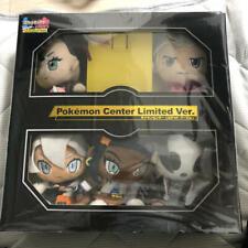 Pokemon Sword Shield 2020 Pokemon Center Limited ver Plush Mascot set of 5 Japan