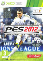 Pro Evolution Soccer Pes 2012 (Football) Xbox 360 Konami
