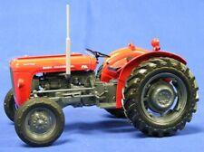 Universal Hobbies 2692 Massey Ferguson MF 35X Tractor - 1/16 Die-cast MIB