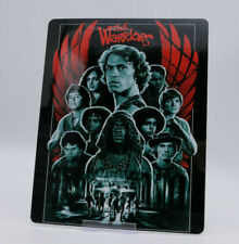 THE WARRIORS - Glossy Bluray Steelbook Magnet Cover (NOT LENTICULAR)