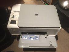 Hp Photo Smart C4272 Colour Printer Scanner Hewlett Packard