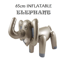 65cm INFLATABLE ELEPHANT Blow Up Inflatable Animals Party Decoration Toy Gift