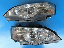 JDM Subaru LIBERTY BPE BP5 BL5 STI HID Head Light Headlights CLEAR LEGACY 03-05