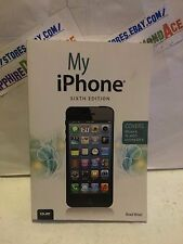 My iPhone SIXTH EDITION Brad Miser Paperback Book USED