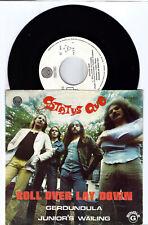 "STATUS QUO - ROLL OVER LAY DOWN 7""/45 EP EDITION PORTUGAL RARE UNIQUE PS 1975"