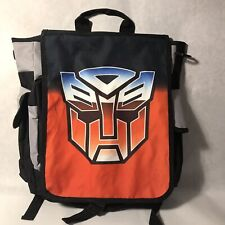 Transformers More Than Meets Eye  Large Backpack.