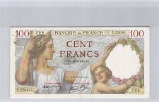 France 100 Francs Sully 21.5.1941 E.22041 n° 551004294
