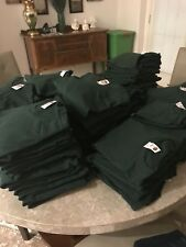 bulk t shirts Green Long Sleeve, Fruit Of The Loom