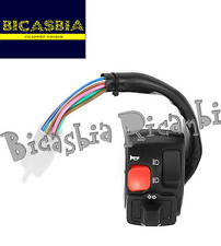 7860 - COMMUTATORE LUCI LUCE SINISTRO MBK 50 BOOSTER 2004 - STUNT - NG 2000