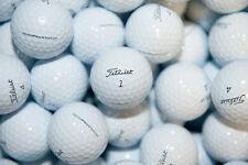 50 Titleist Pro V1 MINT / NEAR MINT Grade 2016 Year Model Refinished Golf Balls