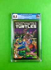 Teenage Mutant Ninja Turtles #9 (1986): CGC 8.5 (VF+)!  Wraparound Cover!