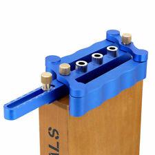 6/8/10mm Self Centering Dowelling Jig Metric Dowel Drilling Woodworking Tool BE