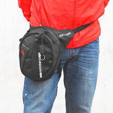 New Men Pack Motorcycle Riding Hiking Rider Messenger Waist Bag Drop Leg Bags