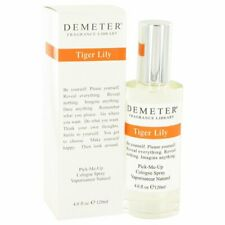 Demeter 4 oz Tiger Lily Cologne Spray by Demeter for Women