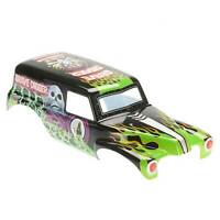 Axial Grave Digger Monster Truck Printed Body