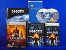 xbox 360 MASS EFFECT Limited Tin Collectors Edition Microsoft PAL UK Version VGC
