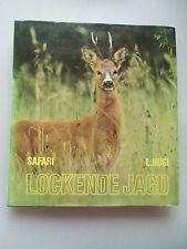 Safari Lockende Jagd Wild Geschichte Kunst Waffen Hunde 1970 Jagen