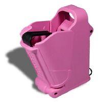 Maglula UpLULA Magazine Speed Loader 9mm to 45acp Mag UP60P Pink
