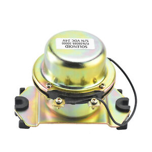 Positive Battery Relay Switch 08088-30000 BR-262 For Kobelco Hitachi Komatsu 24V