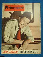 Picturegoer Magazine - 10/11/1951 - Kirk Douglas Cover