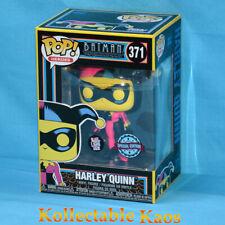 Batman The Animated Series Harley Quinn Blacklight US Funko Pop Vinyl