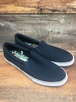 Men's Philip Sneakers Casual Comfy  Canvas slip on Goodfellow & Co Navy size 12