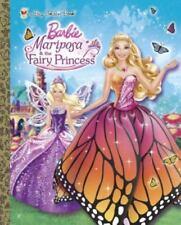 Big Golden Book: Mariposa and the Fairy Princess by Kristen L. Depken (2013,...