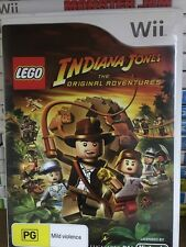 lego indiana jones the original adventure wii