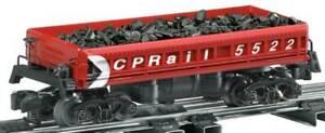 American Flyer 6-49047 S Scale Canadian Pacific Rail Coal Dump Car NIB