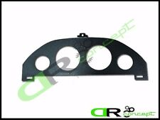 """Speedometer Cluster: FITS 3.375 """" and 52mm  GAUGES 240SX S13 (1989-1993)"""
