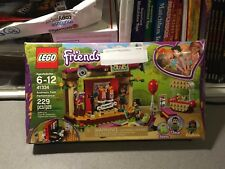 RETIRED LEGO: Friends 41334 Andrea's Park Performance, 229 Pcs