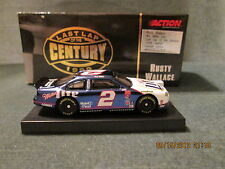 Action #2 Rusty Wallace Miller Lite Last Lap of The Century 1999Ford Taurus 1/64