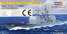 HobbyBoss USS Princeton CG-59 USA Cruiser AN/SPY-1B Modello kit 1:1250 kit