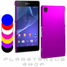 HYBRID MATTE HARD BACK CASE COVER FOR SONY XPERIA Z2 D6503 D65 SOFT HIGH QUALITY