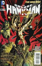The Savage Hawkman #18 Comic Book 2013 New 52 - DC