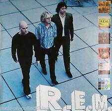 R.E.M. 1998 Up Original Album Catalogue Promo Poster
